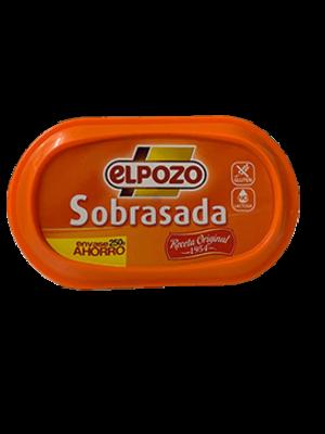 El Pozo Sobrasada 250g