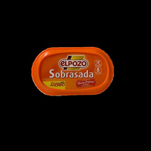 """El Pozo Paprikastreichwurst """"Sobrasada"""" 250g"""