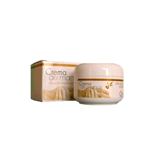 Olea Cosmeticos Handcreme aus Bio Olivenöl
