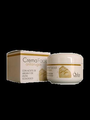 Olea Cosmeticos Crema facial con aceite de oliva ecológico