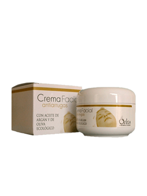 Olea Cosmeticos Gesichtscreme aus Bio Olivenöl