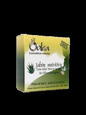 Olea Cosmeticos Jabón nutritivo con aceite de oliva ecológico