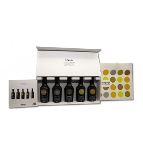 Melgarejo Melgarejo Aceite de Oliva Premium Pack 5x250ml