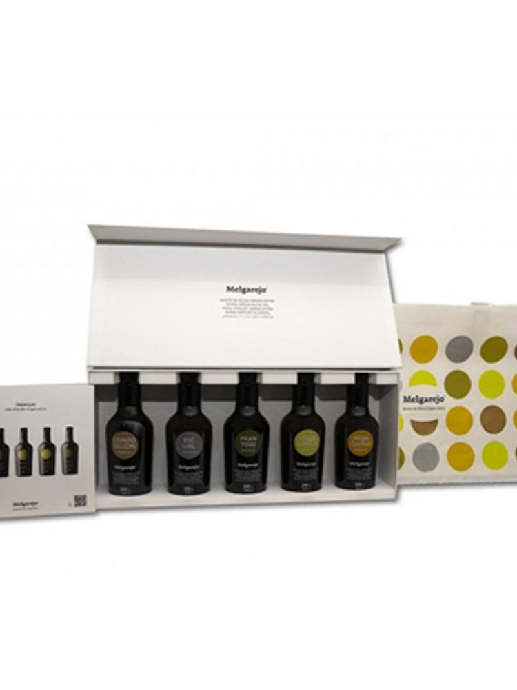 Melgarejo Melgarejo Premium Olivenöl Pack 5x250ml