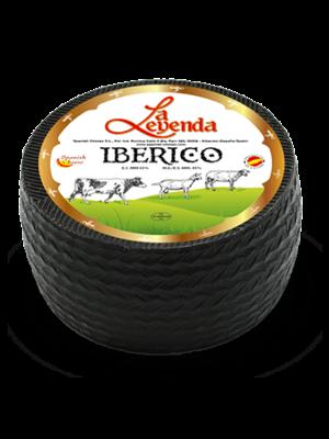 """La Leyenda Käse """"Queso Ibérico"""" 2 Monate Reifezeit"""