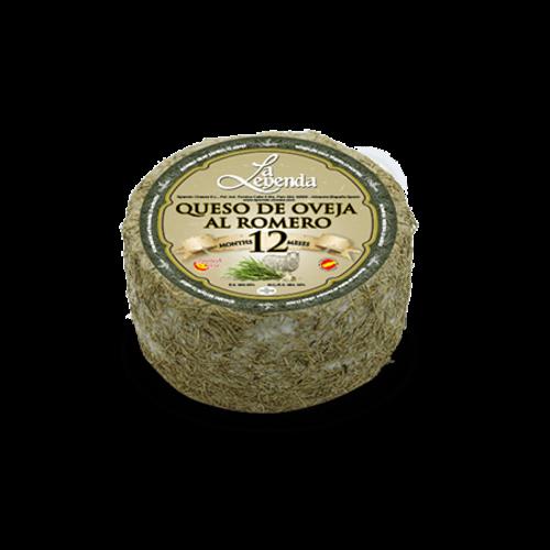 La Leyenda Queso de Oveja al Romero ~1kg