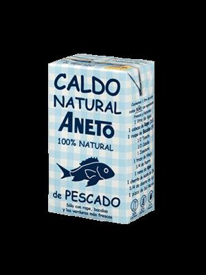 Aneto Aneto Caldo de Pescado 100% natural 1l