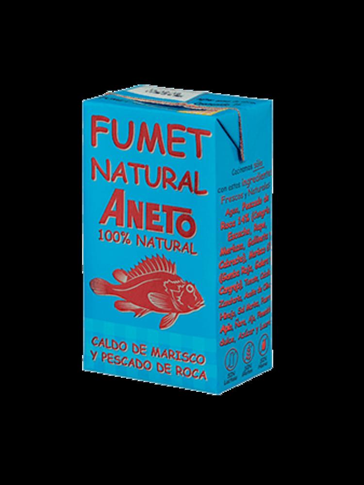 Aneto Aneto Fumet 100% natural 1l