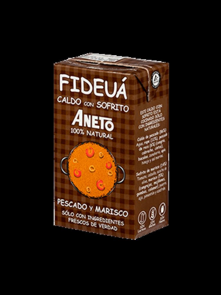 Aneto Aneto Fideuà Caldo con Sofrito 100% natural 1l