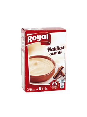 Royal Royal Natillas Caseras 100g