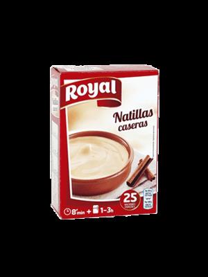 Royal Royal Natillas Caseras 100g