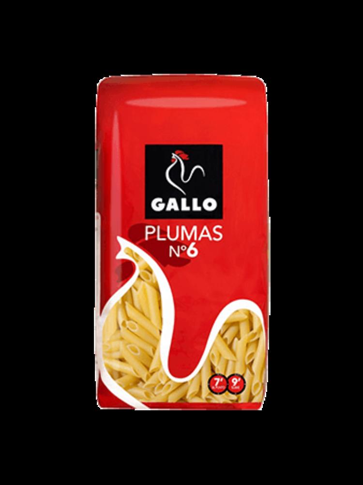Gallo Nudeln Gallo Pluma Nº6 500g