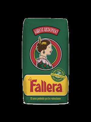 La Fallera La Fallera Arroz Redondo 1kg