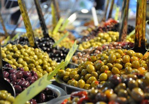 Oliven & Eingelegtes