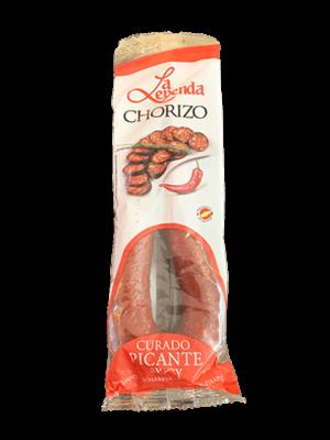 La Leyenda Chorizo Sarta Picante 250g