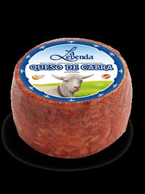 La Leyenda Ziegenkäse mit Paprika 1kg