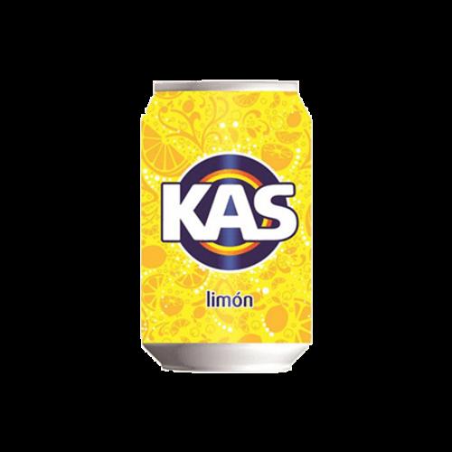 KAS KAS Limón Zitronenlimonade 8x330ml