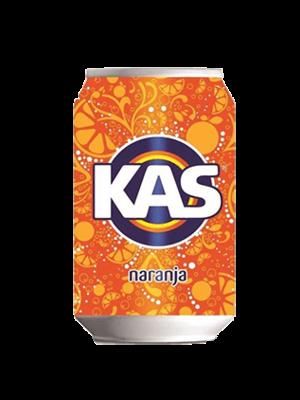 KAS KAS Naranja Orangenlimonade 8x330ml
