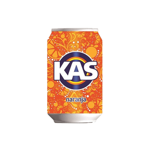 KAS KAS Naranja 8x330ml