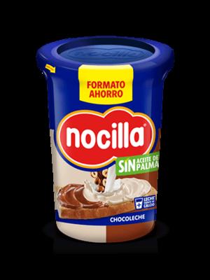 Nocilla Crema Nocilla Cacao 2 Sabores Cacao y Leche 650g