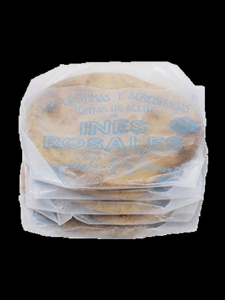 Ines Rosales Tortas De Aceite Sin Azucar 5 Unidades 150g