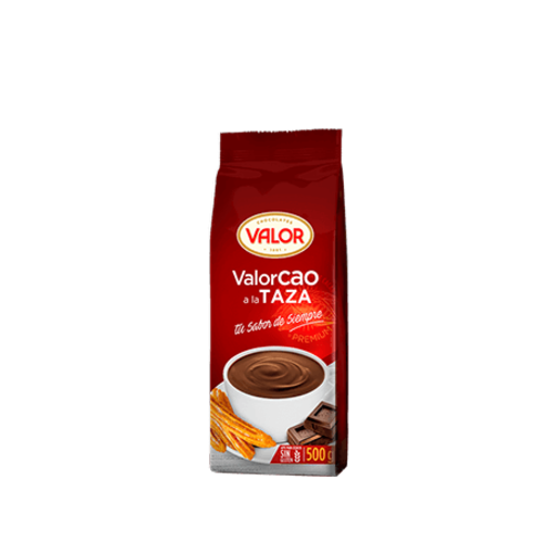 Valor Trinkschokolade Valorcao 500g