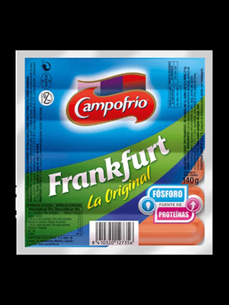Frankfurt Campofrio 140g