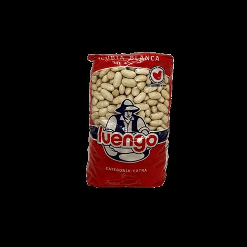 Luengo Luengo weisse Bohnen 1kg