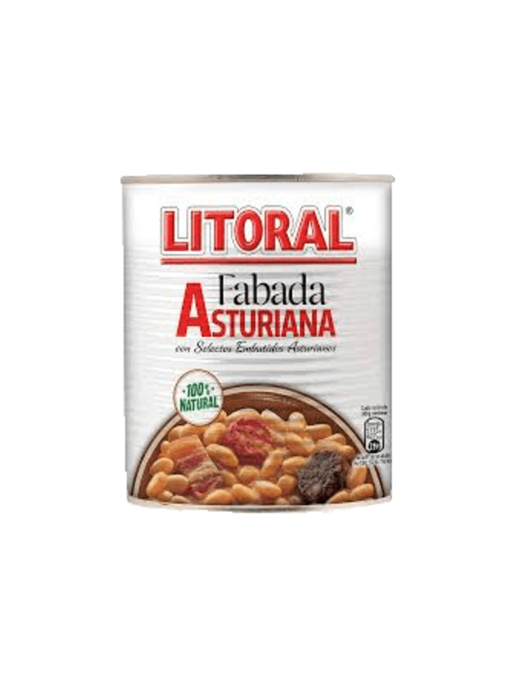 "Bohneneintopf ""Fabada Asturiana"" 865g"