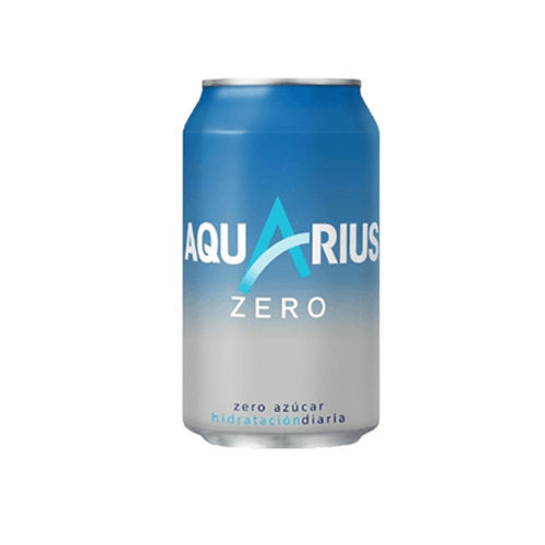 Aquarius Aquarius Zero 8x330ml
