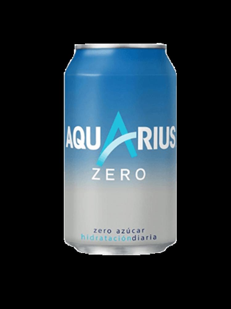 Aquarius Aquarius Zero 8x330ml