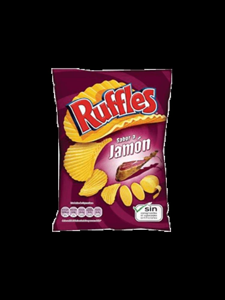 Ruffles Jamón 160g