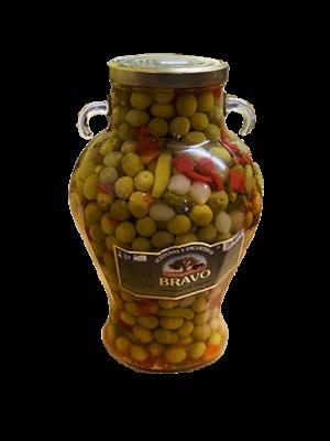 "Bravo Bravo Olivencocktail ""Gazpacha"" - Jarra 2.3kg"