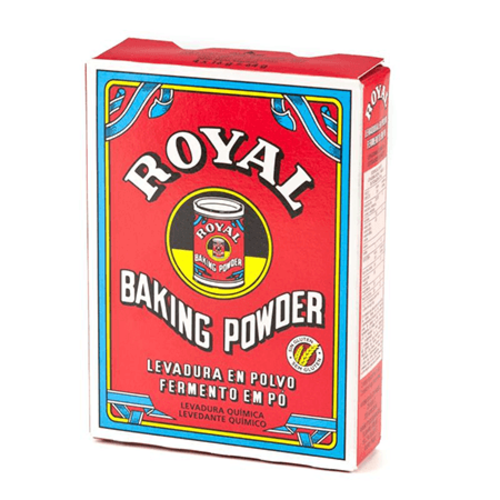Royal Backpulver 5x16g