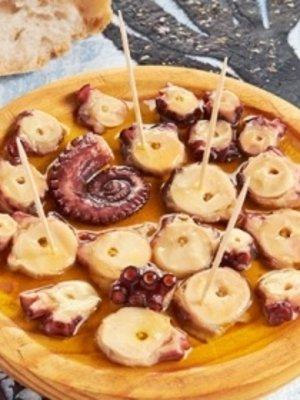 Peperetes Los Peperetes Pulpo (Krake) in Olivenöl 120g