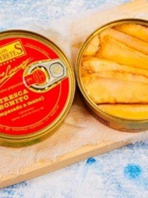 "Peperetes Los Peperetes Thunfischfilet ""Ventresca de Bonito"" 120g"