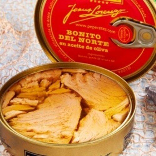 Peperetes Los Peperetes Bonito del Norte en Aceite de Oliva 120g