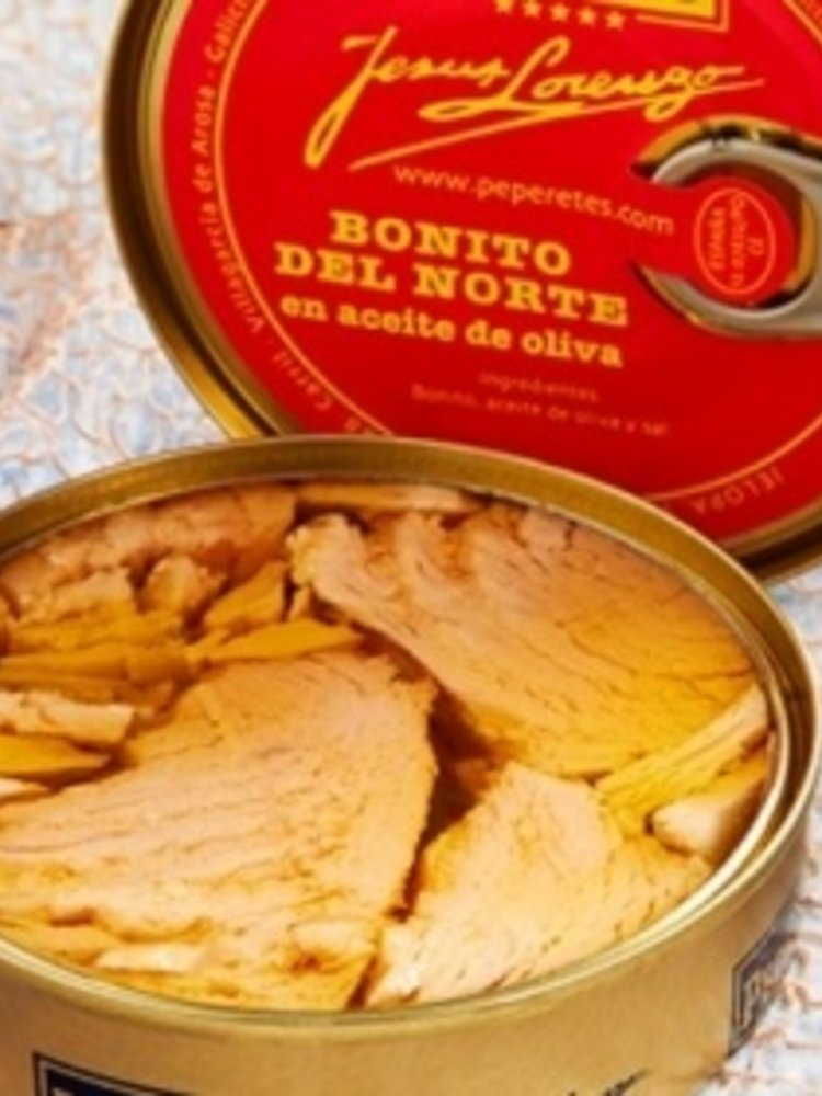 "Peperetes Los Peperetes Thunfisch ""Bonito del Norte"" in Olivenöl 120g"