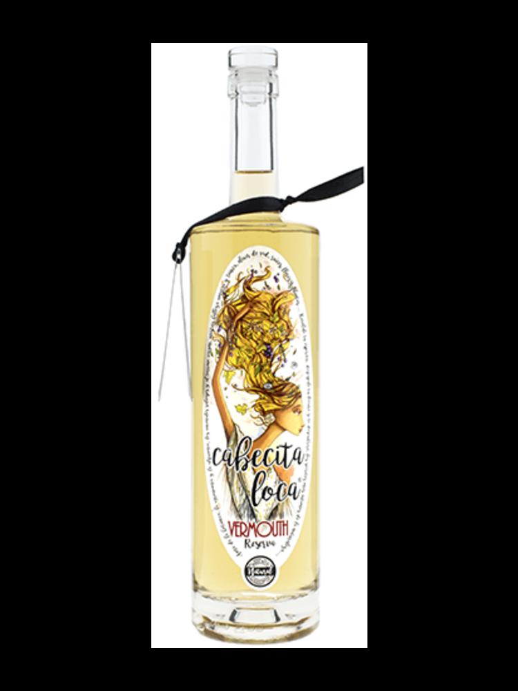 """Cabecita Loca Vermouth Reserva Blanco """"Cabecita Loca"""" 75cl"""