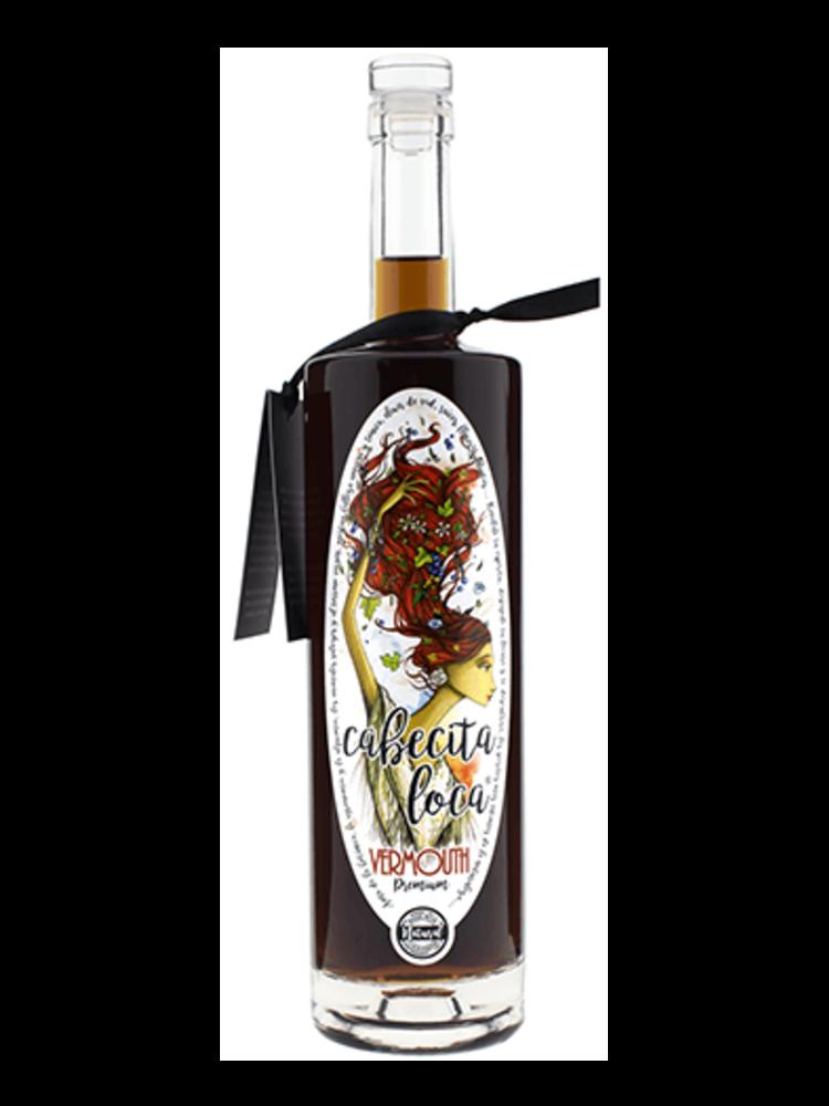 """Cabecita Loca Vermouth Premium Rojo """"Cabecita Loca"""" 75cl"""