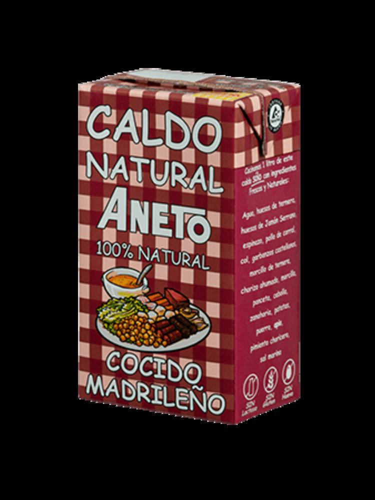"Aneto Aneto Caldo ""Cocido Madrileño"" 100% natural 1l"