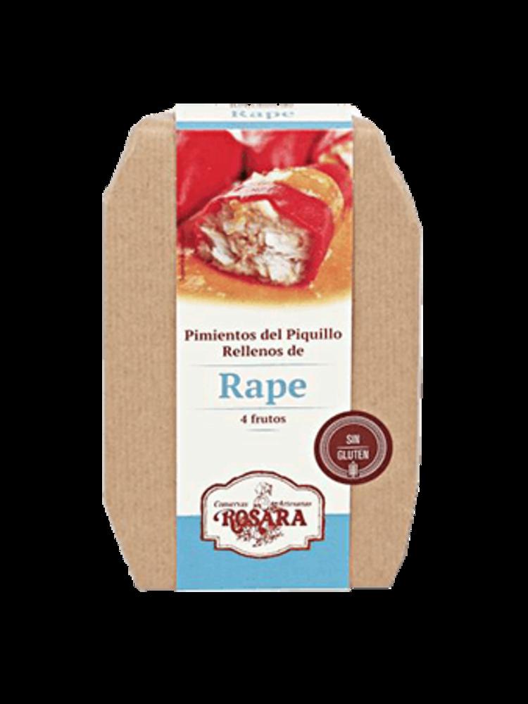 Rosara Rosara Pimientos del Piquillo mit Seeteufel gefüllt 250g