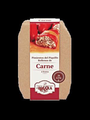 Rosara Rosara Pimientos del Piquillo mit Fleisch gefüllt 250g