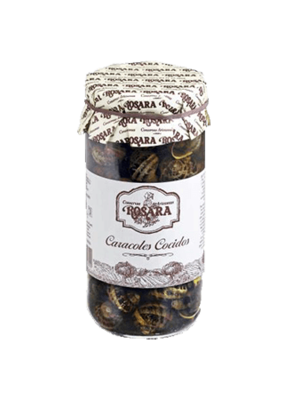 Rosara Rosara gekochte Schnecken 660g
