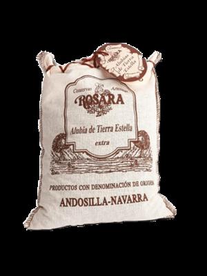 Rosara Rosara Alubias de Tierra Estella 1kg