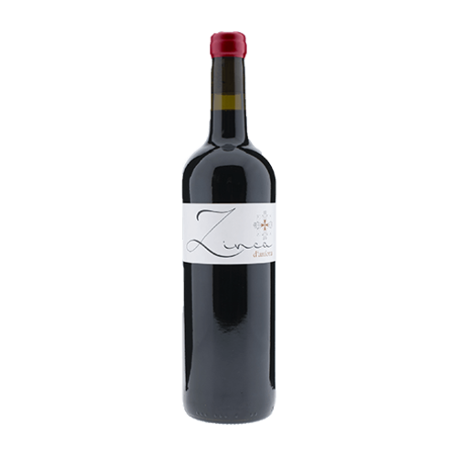 "Vino tinto ""Zinca d'Anfora"" 2017"