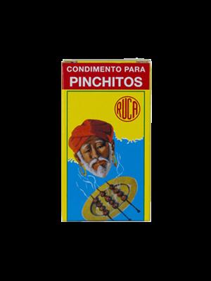 Ruca Condimento para Pinchitos 62g