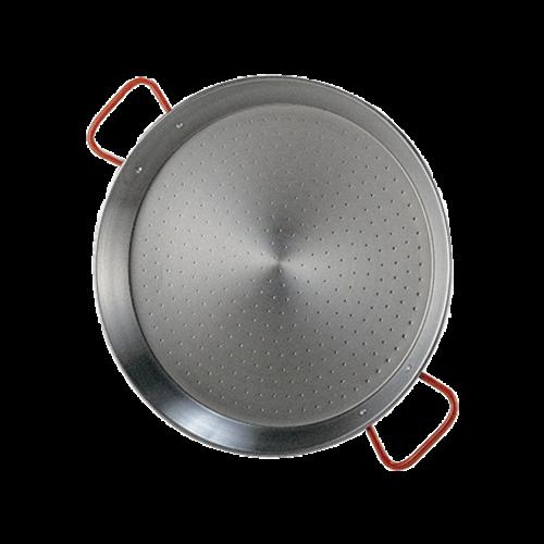 Garcima Paella Valenciana aus poliertem Stahl 34cm 6 Portionen