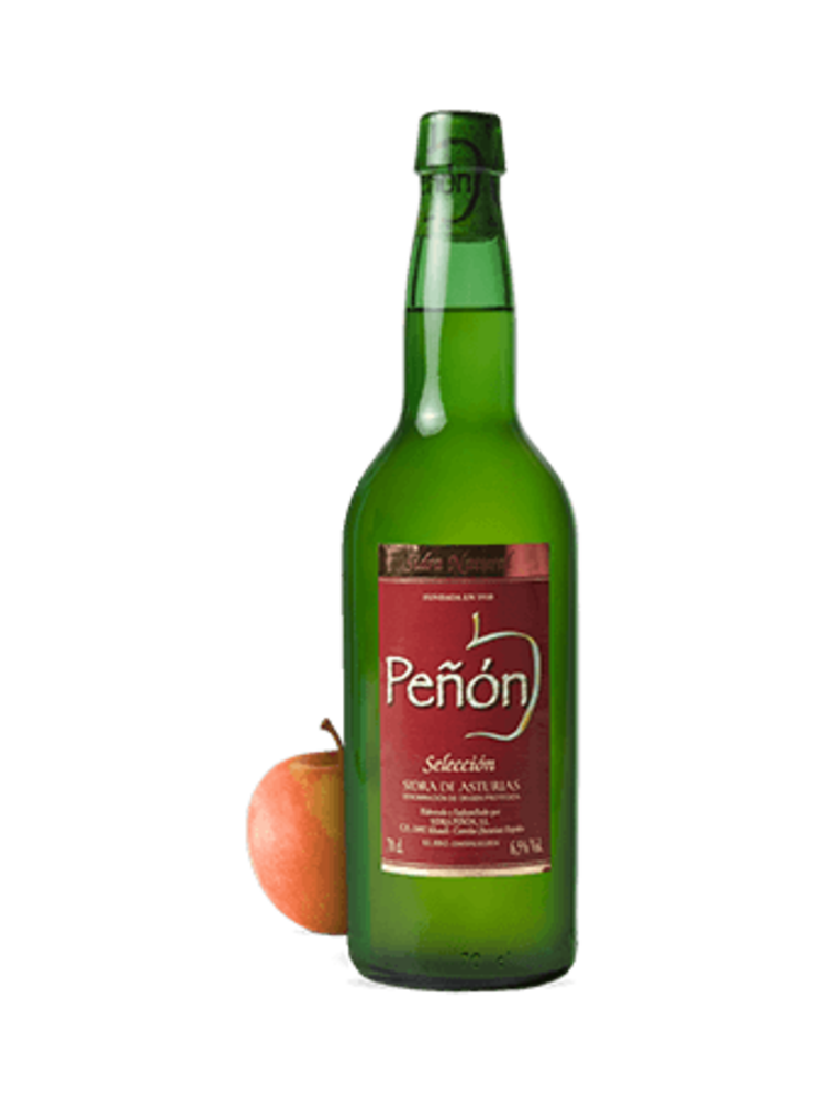 "Penon Sidra Peñón Natural D.O.P. ""Sidra de Asturias"" 0.7l"