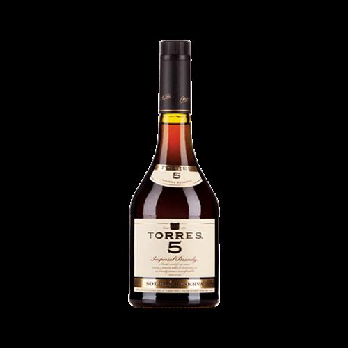 Brandy Torres 5 Solera Imperial 0.7l